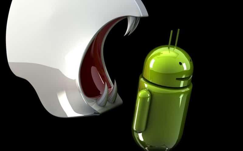 Fyra av tio Android-telefoner luras med en bild