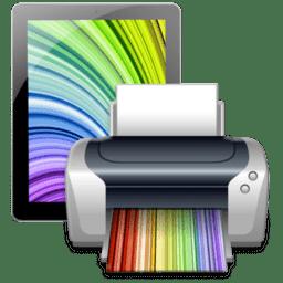 Skriv ut med din iOS-enhet med Printopia
