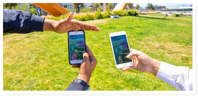 Pokemon Go hands on