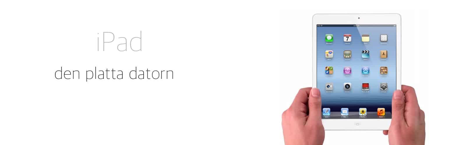 Ny penna och nya iPad-modeller