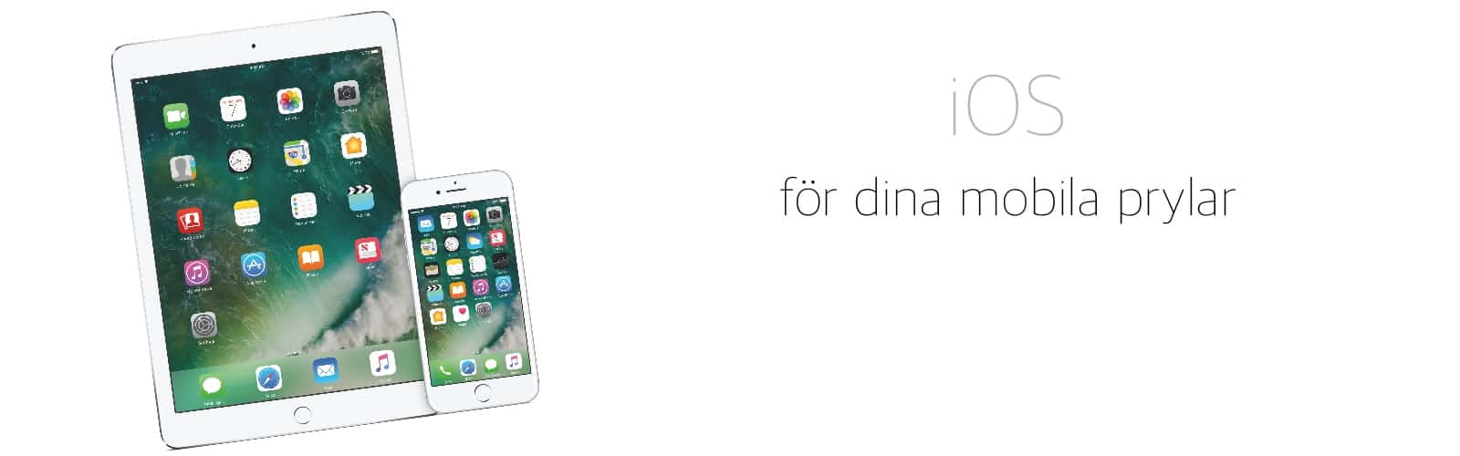Ett koncept för iOS 11