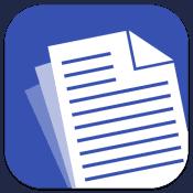 Enkelt, snabbt, rappt skrivprogram för din Mac