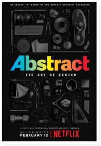 Netflixtipset: Abstract, the art of design