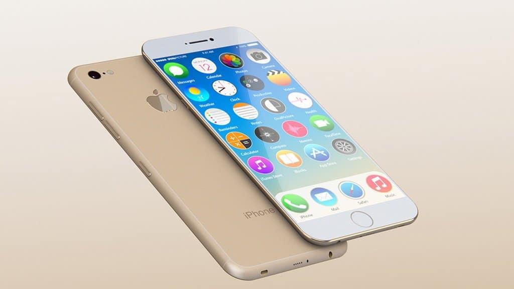 iPhone 8s skärm blir ännu större