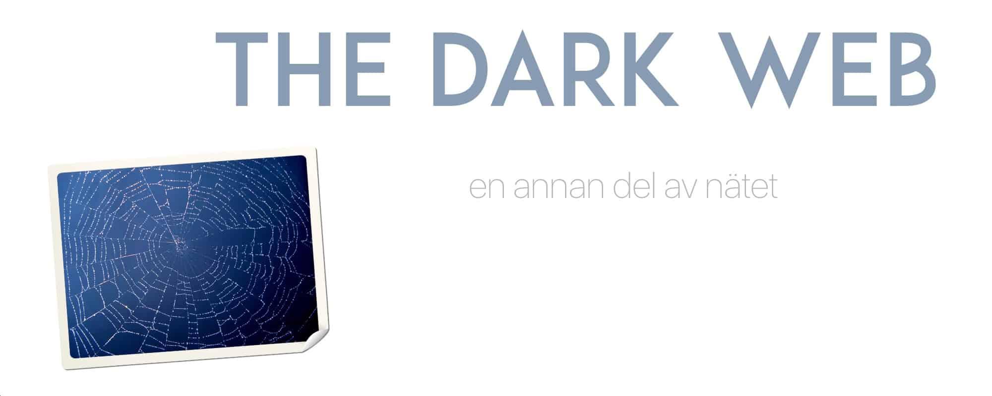 Malware för Mac bjuds ut på the Dark Web