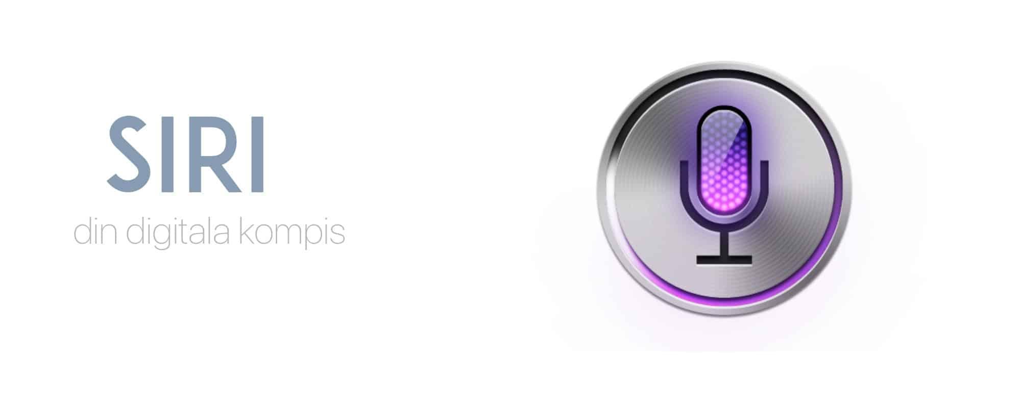 Lyssna på nya naturligare Siri