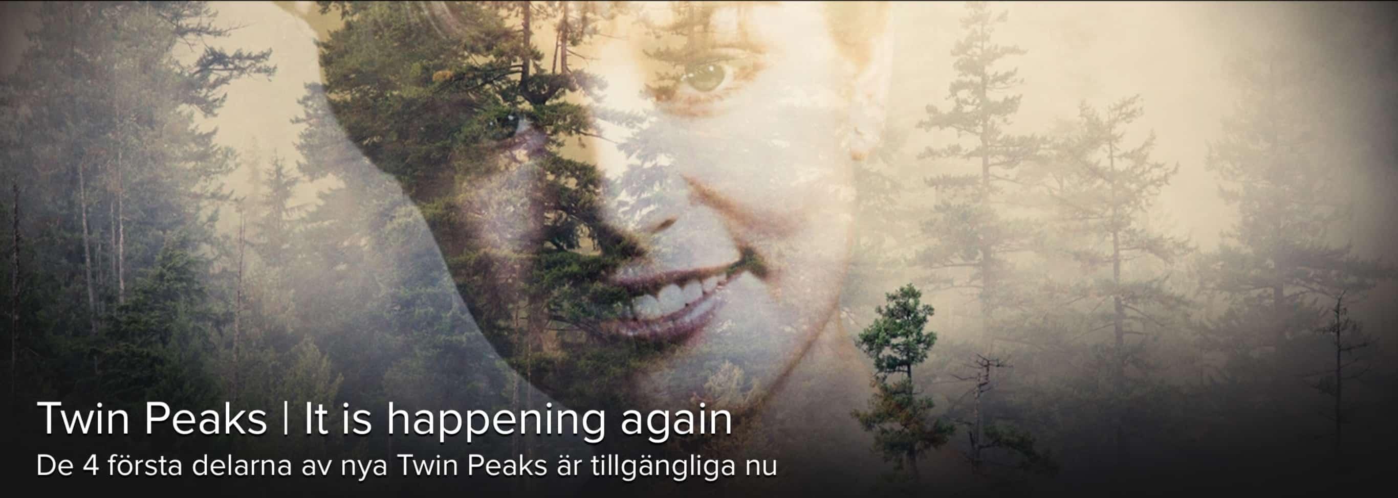 Nya Twin Peaks är obegripligt flum