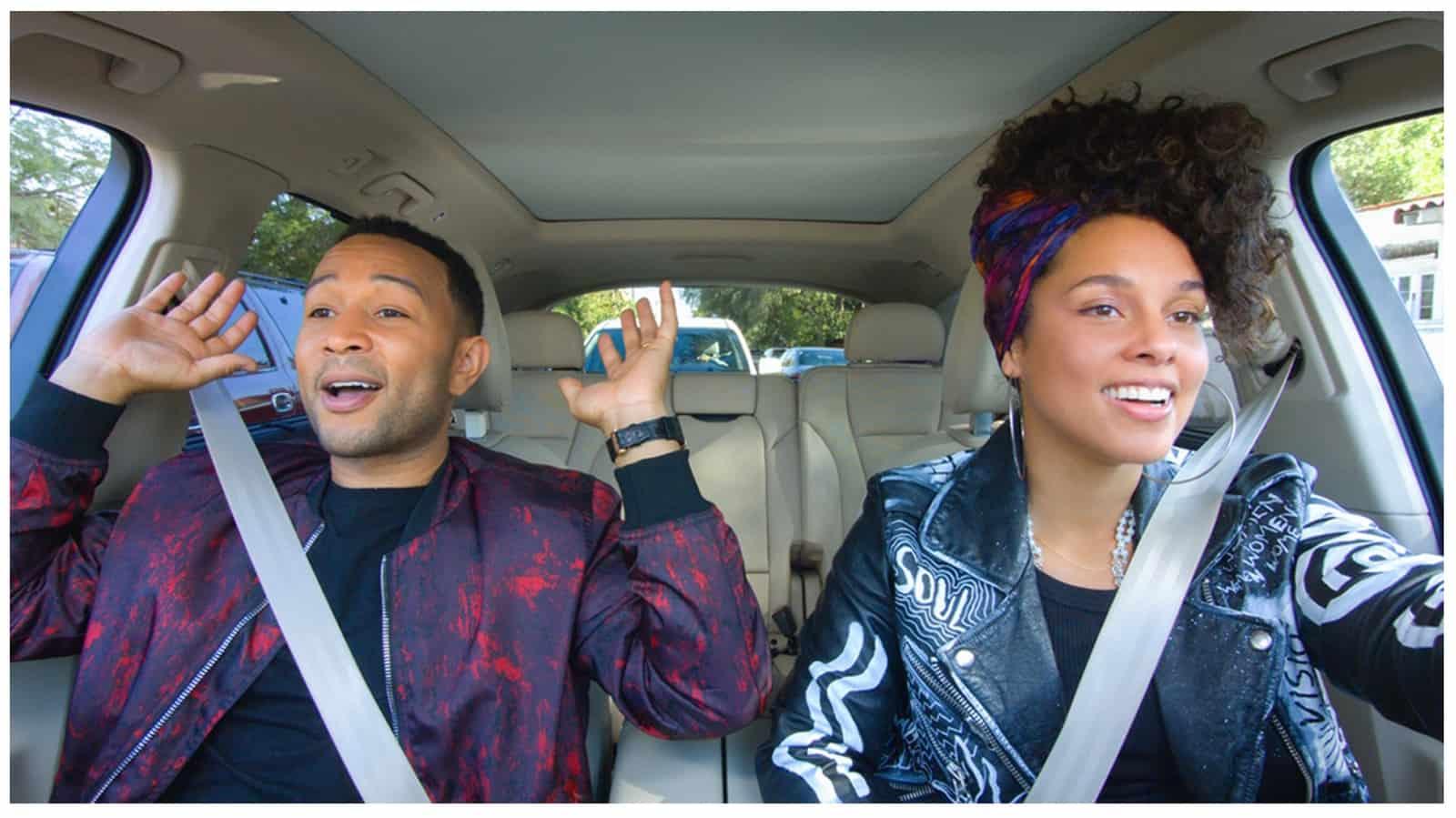 Apples Carpool Karaoke kommer den 8 augusti