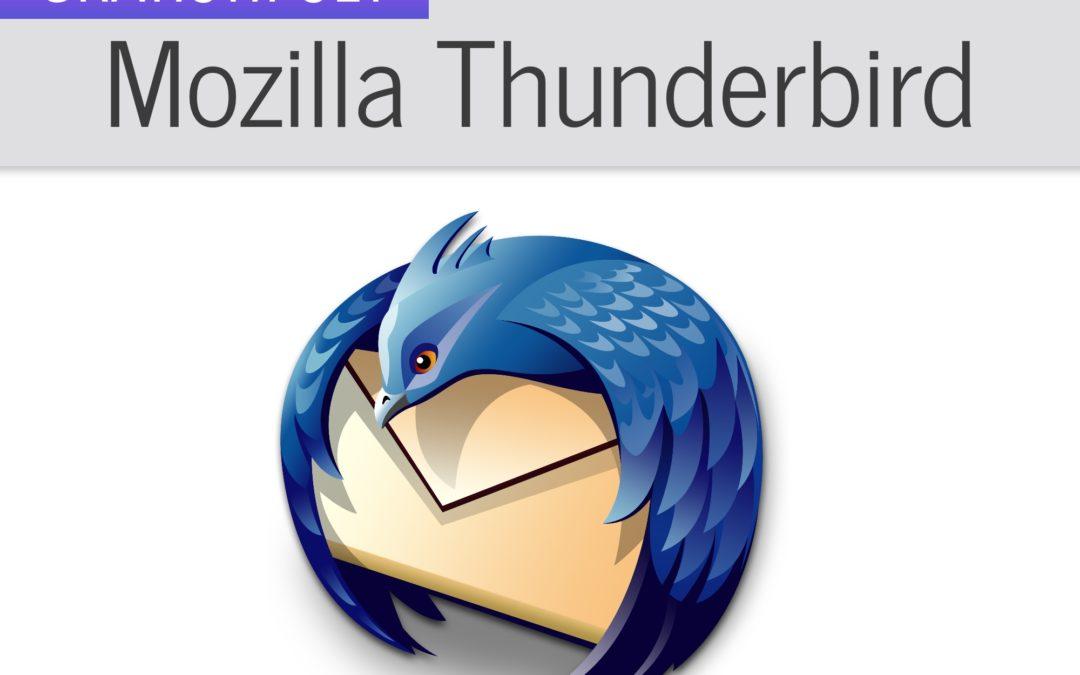 Gratistipset: ThunderBird