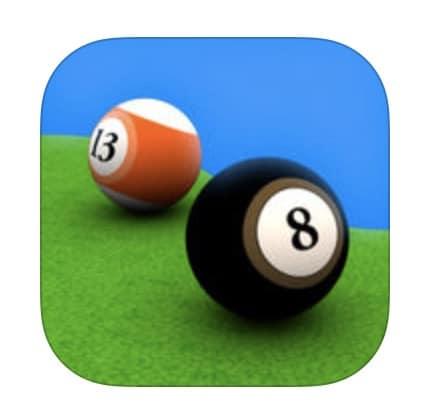 Spela biljard i din iPhone och iPad