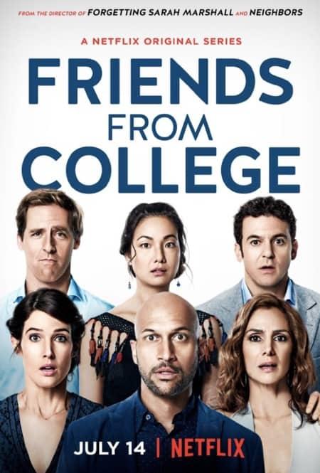 Macken kollar in: Friends from college