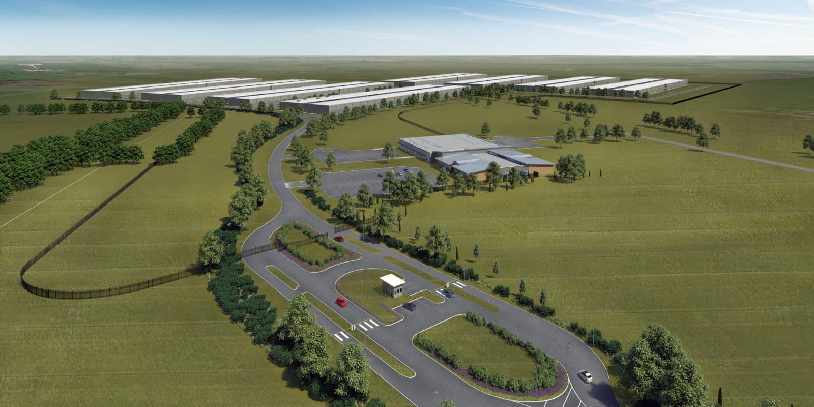 Apple öppnar nytt datacenter i Danmark