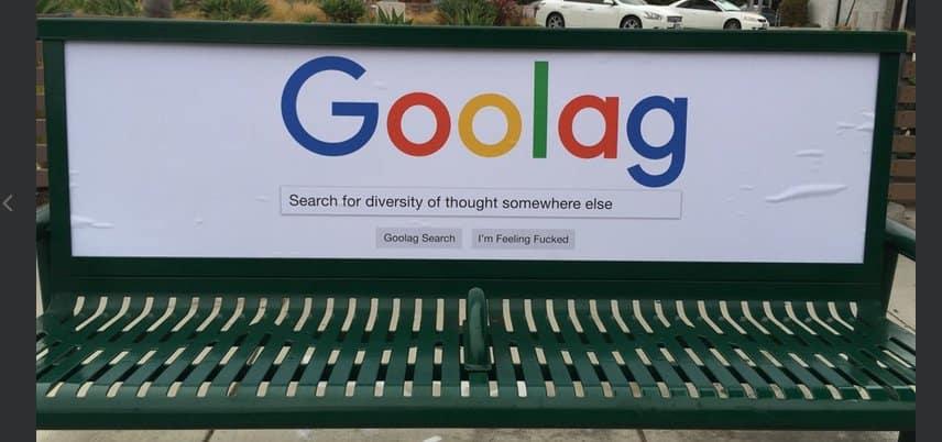 Annons-attack mot Google