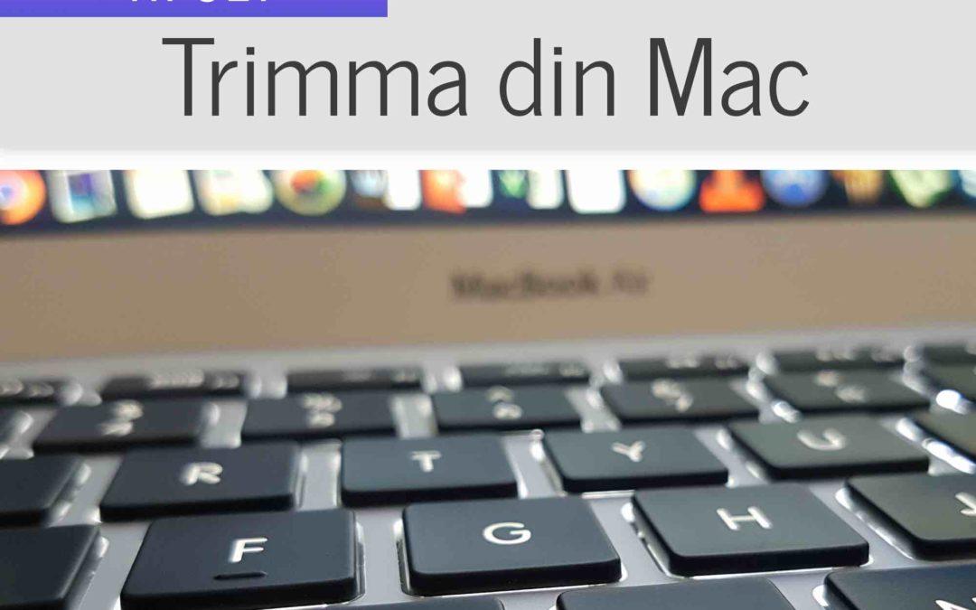 Håll din Mac i topptrim med CleanMyMac