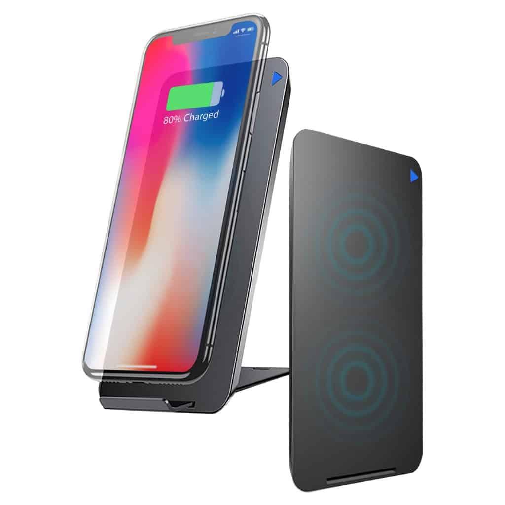 iphone 8 ladda trådlöst