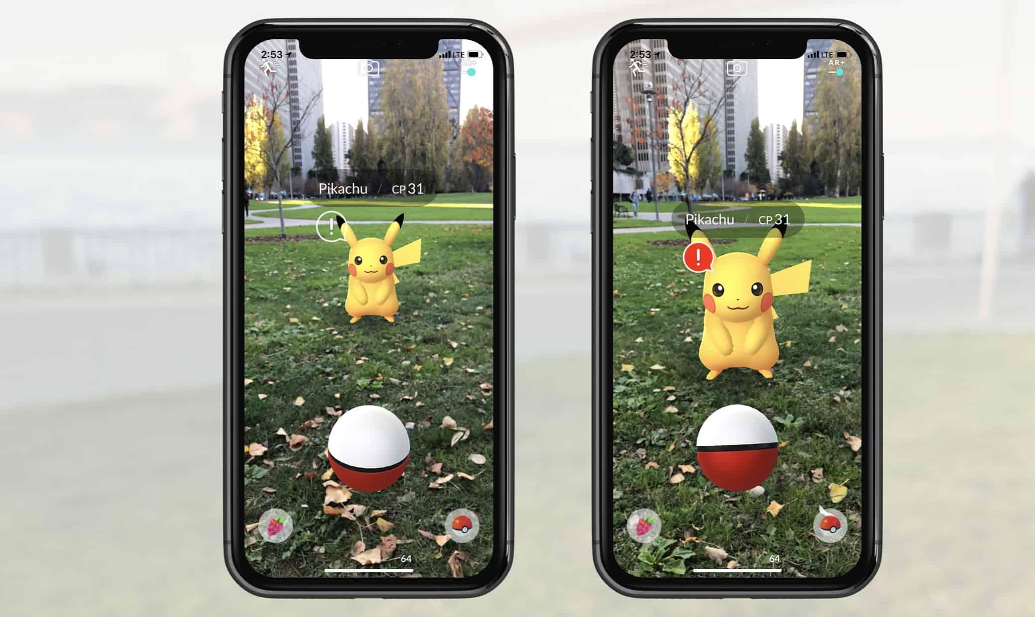 Pokémon GO: Så här fungerar AR+