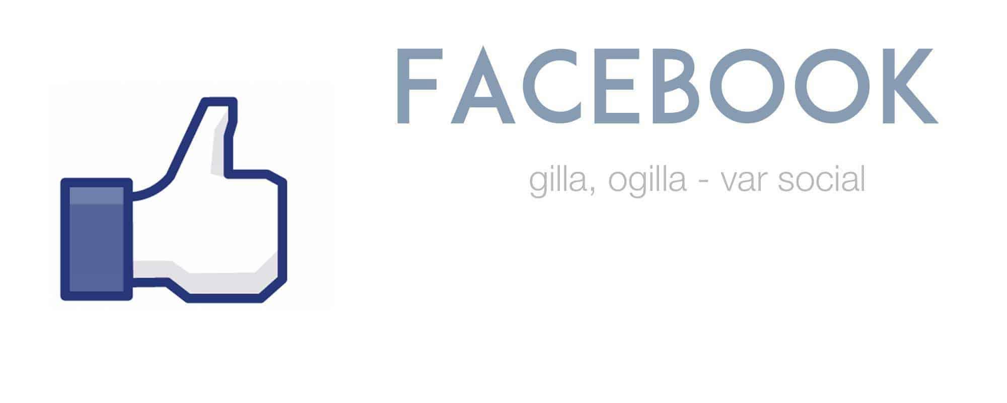 Nu gör Facebook det de borde ha gjort för länge sedan