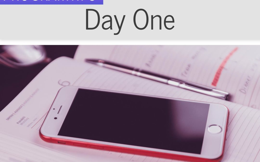 Day One har uppdaterats