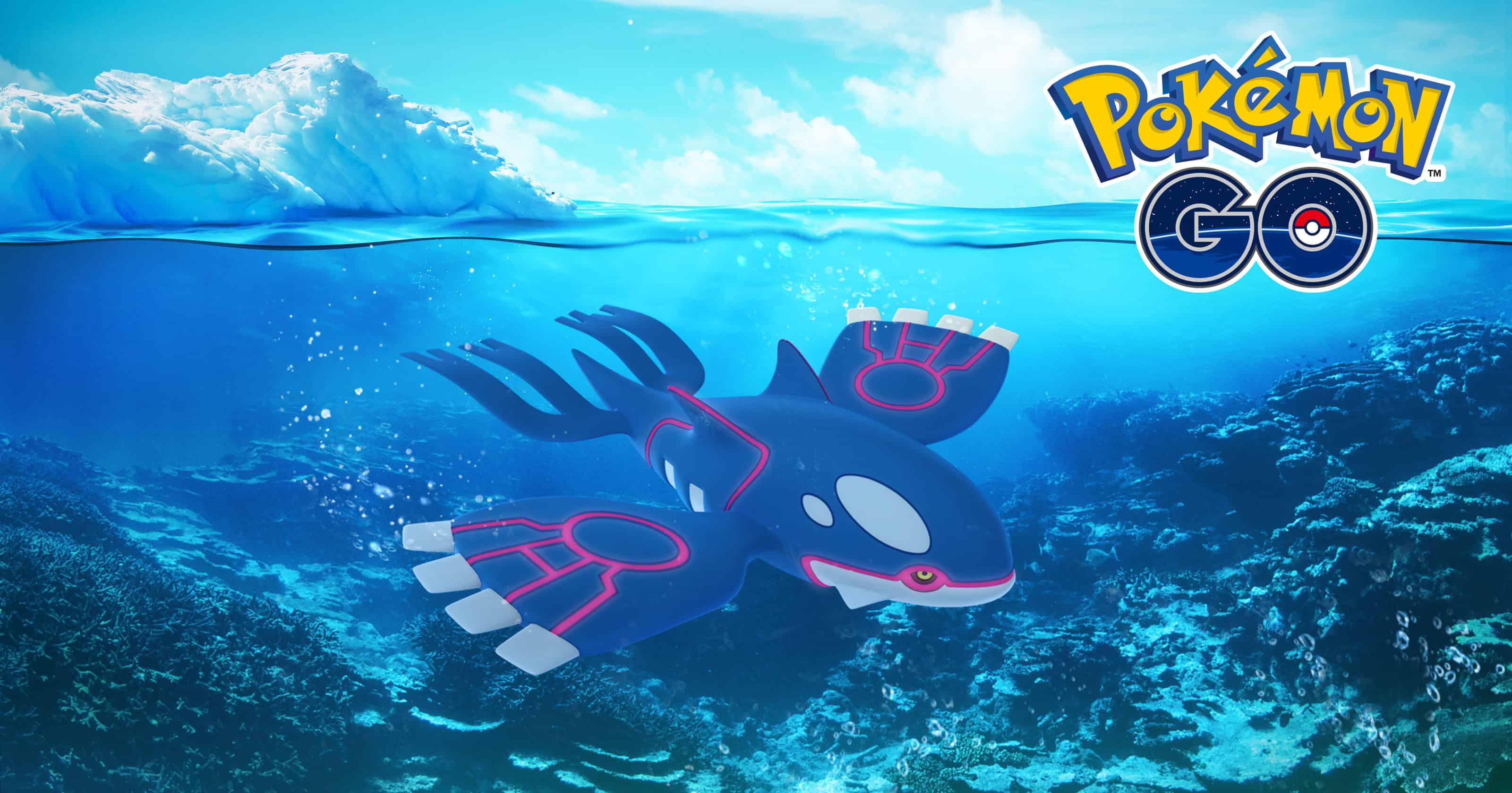 Pokémon GO: Så här fångar du Kyogre