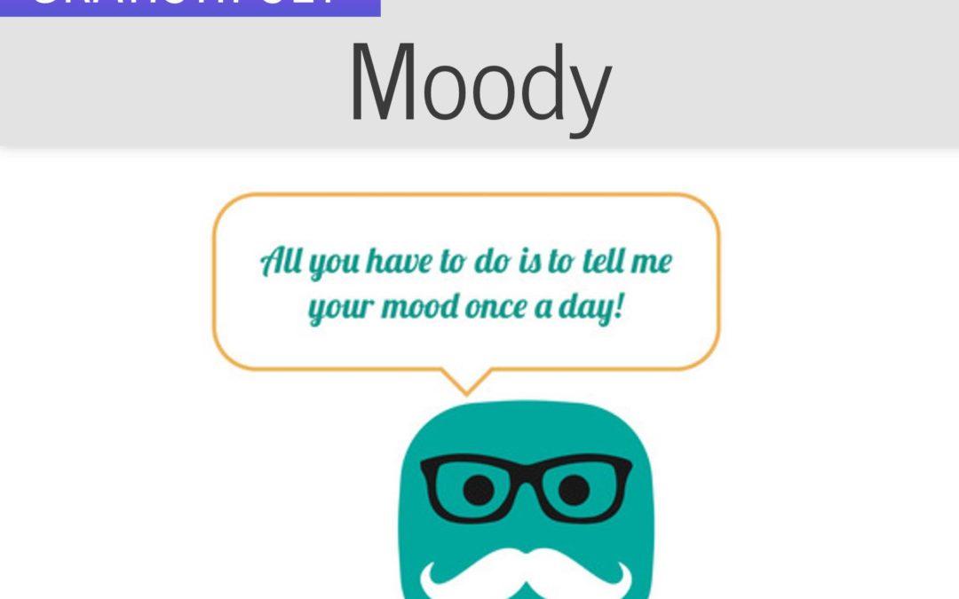 Gratistipset: Moody – Daily Mood Tracker
