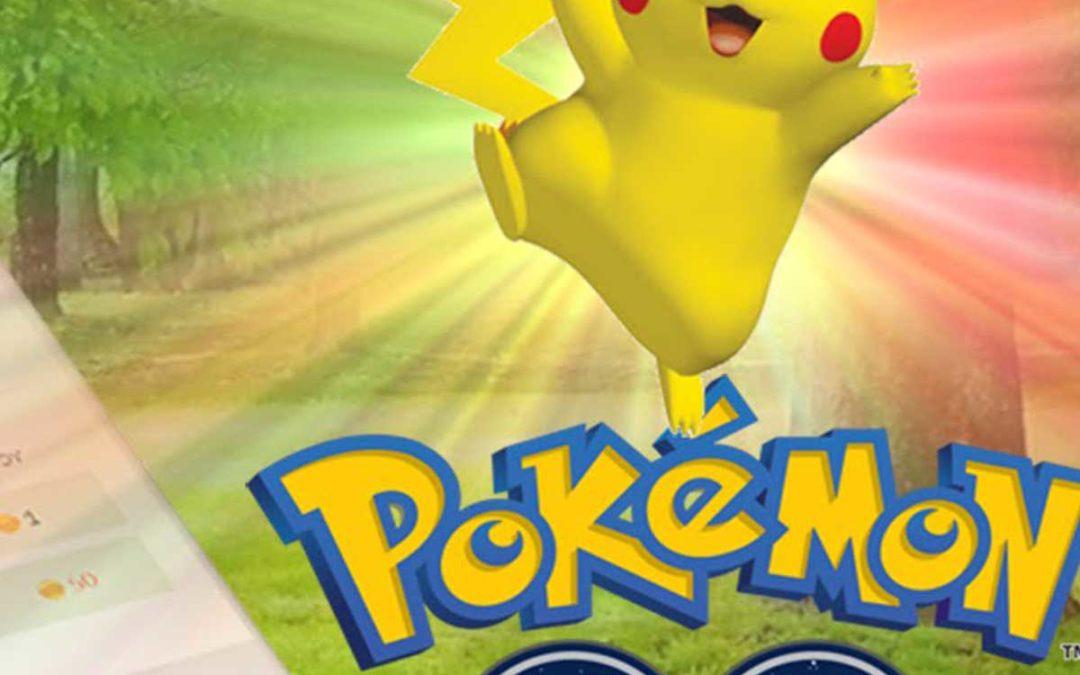 Pokémon GO: Nu kan du lagra ännu mer