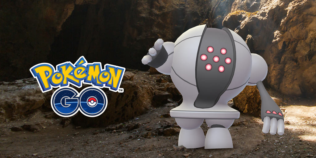 Pokémon GO: Nu kommer Registeel