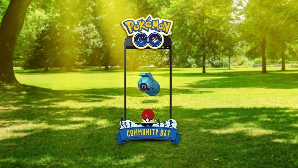 Pokémon GO: Nästa Community Day blir Beldum