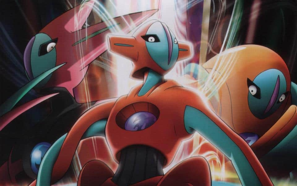 Pokémon GO: Nu kommer Deoxys
