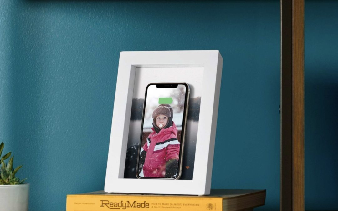 Här är den snyggaste laddaren för din nya iPhone
