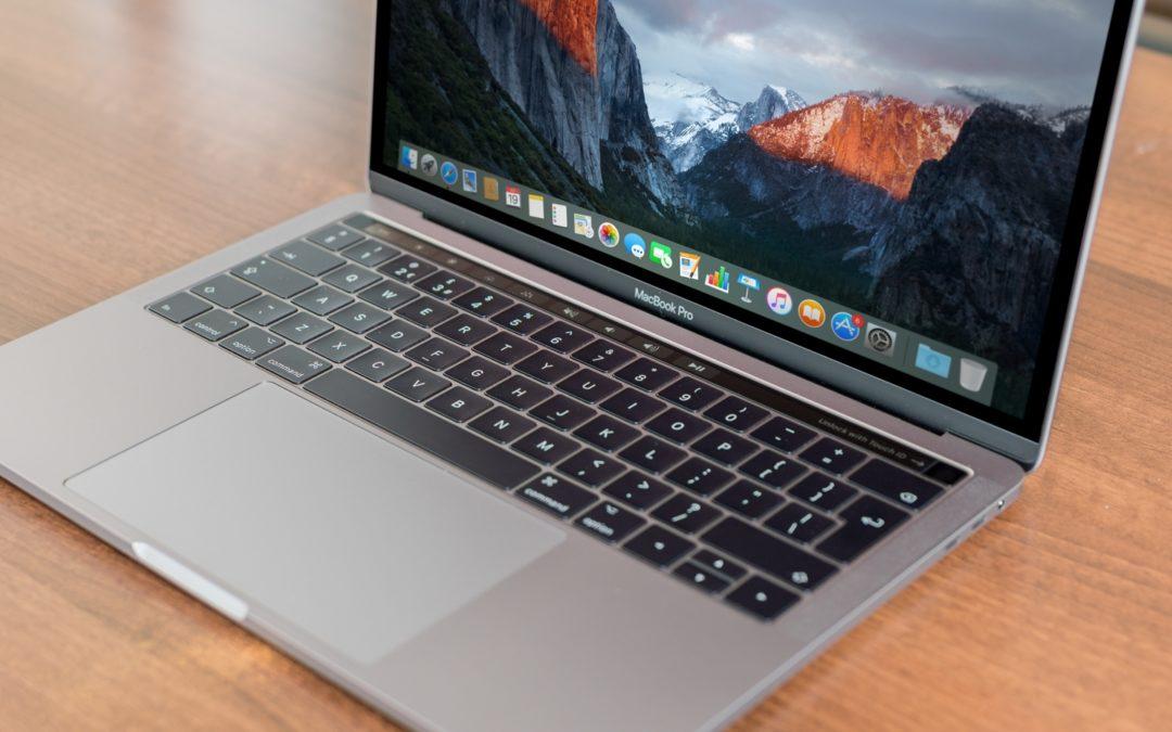 För dig som köpa en ny bärbar Mac: MacBook Air eller MacBook Pro