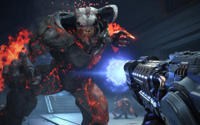 Nintendo Switch: Nu kan det vara dags för lansering av Doom Eternal