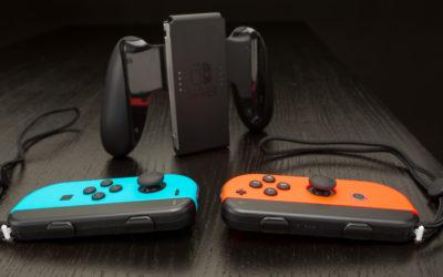 Nintendo Switch: Så här flyttar du data mellan minneskorten