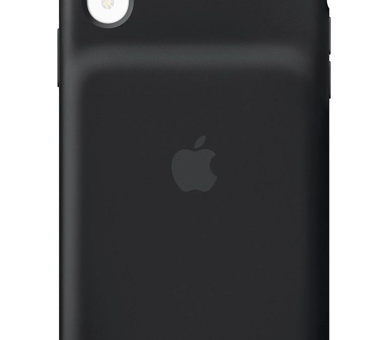 Apple lanserar batteriomslag för nya iPhone