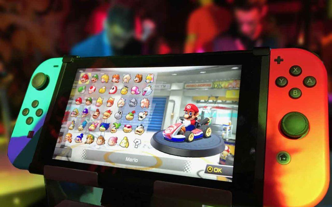 Fem feta spel för din din Nintendo Switch som du bör hålla utkik efter