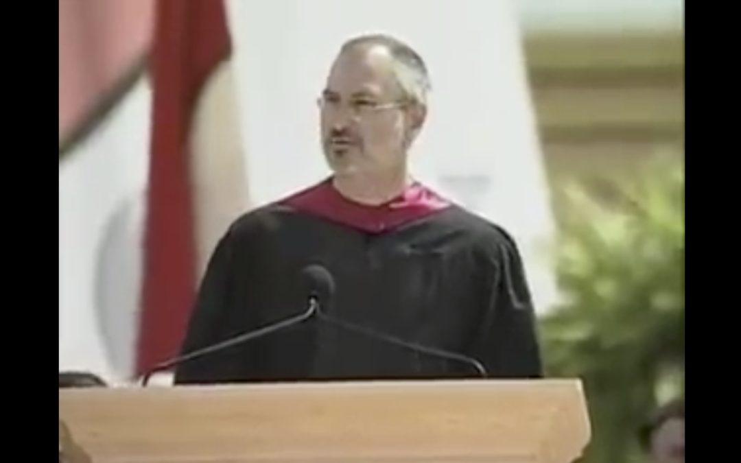 På Lunchen: Hur du ska leva innan du dör – Steve Jobs
