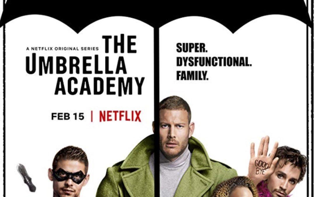 Netflixtipset: The Umbrella Academy