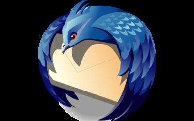 Gratis: ThunderBird, ett e-postprogram från Mozilla