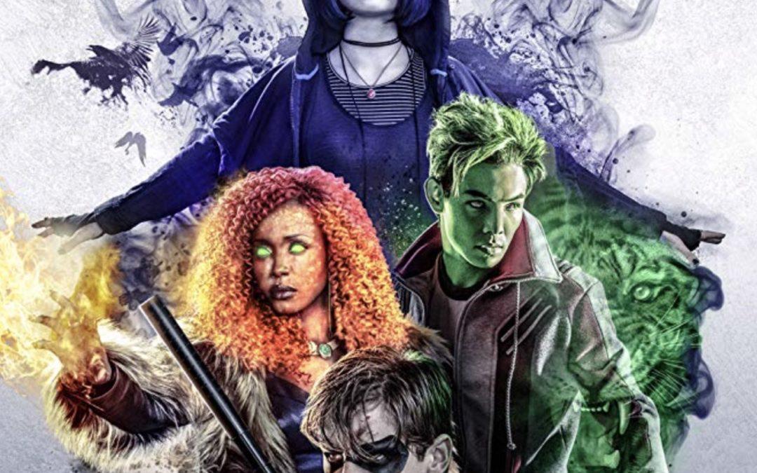 Netflixtipset: Mörka historier om udda superhjältar, Titans