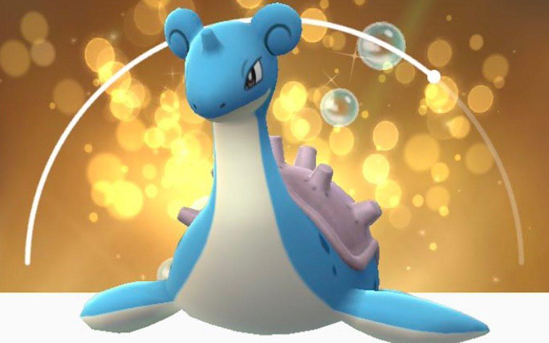 Pokémon GO: Snart kan du garantera en Lucky Trade