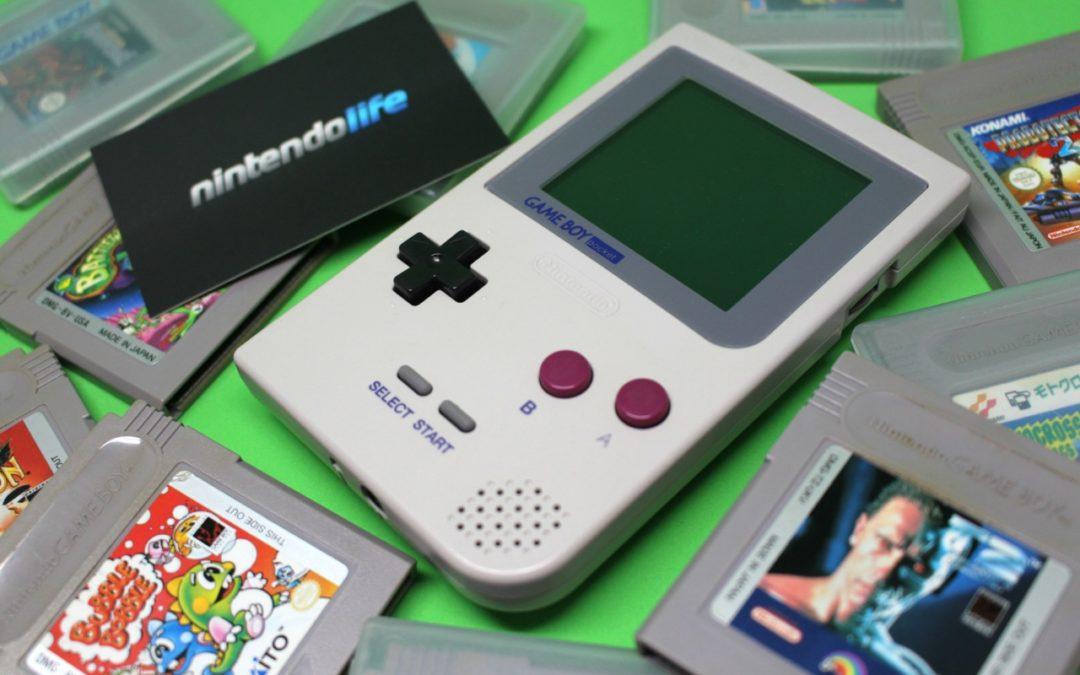 Grattis GameBoy 30 år!