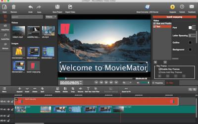Gratis: Moviemator, videoredigeringsprogram