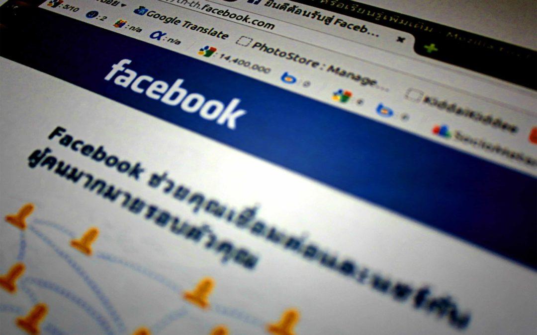 Facebook stoppar Roger Stones nätverk för desinformation