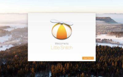 Little Snitch – skvallrar på alla program som snokar på dig