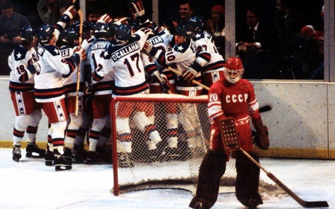 Det är 40 år sedan ett gäng amatörer slog världens bästa hockeylag