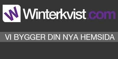 winterkvist.com - vi bygger din nya hemsida!