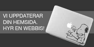 winterkvist.com - vi uppdaterar din hemsida!