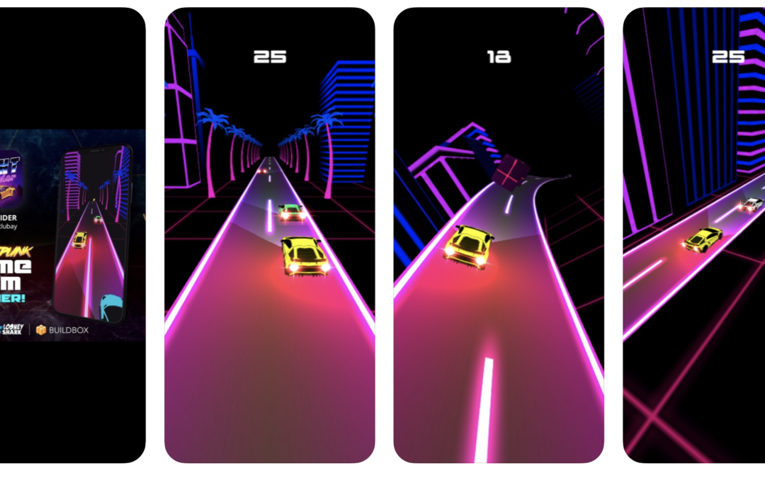 Gratistipset: Ut och bränn lite asfalt i din Cyber Racer