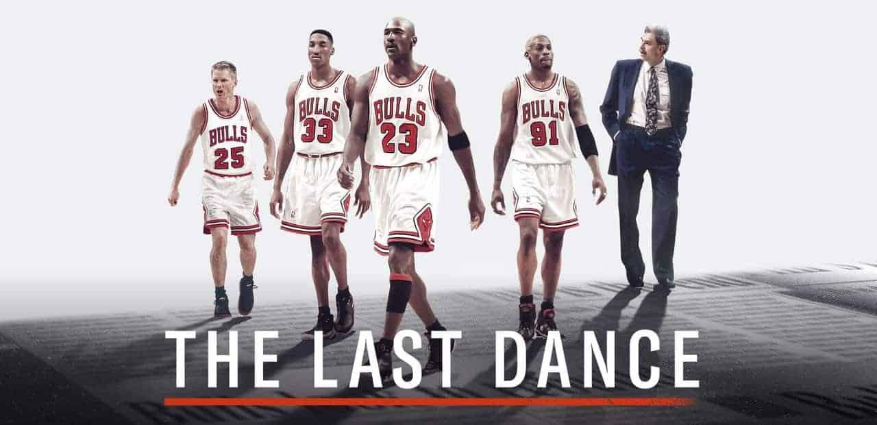 TV-Tipset: The Last Dance – sagan om Chicago Bulls och Michael Jordan