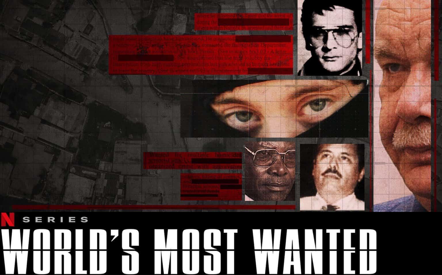 TV-Tipset: Var finns världens mest eftersökta brottslingar?