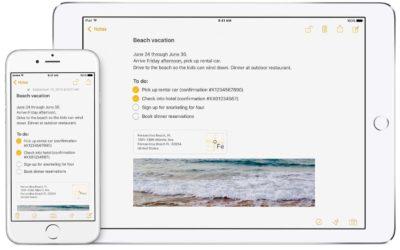Visste du att du har en inbyggd scanner i din iPhone och i din iPad?